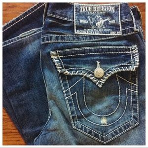 🔥Vintage True Religion Billy Big T Jeans 34X32